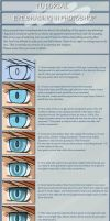 Anime eyes shading tutorial by KaenDD