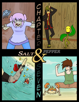 Salt n Pepper - LG Nuzlocke 7.1 by Frey-ofthe-Arcane