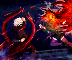 WHY - Tokyo Ghoul by Rouisu