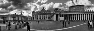 St. Peter's Square revisited by crh