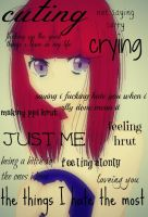 the things I hate the most by miya-is-cool