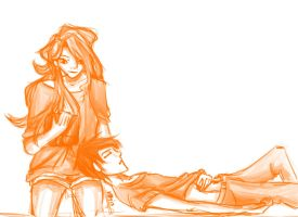Percabeth by prussia-the-awehsome