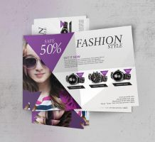 all product promotion flyer by FAFAEFEL