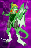 Drako Reset! - Soundwave by G3Drakoheart-Arts