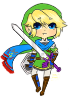 HW - Link by MidnightAxyll