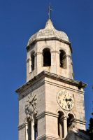 Cavtat clocktower - Croatia by wildplaces