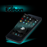 BlackEdition iOS7 by frenchitouch