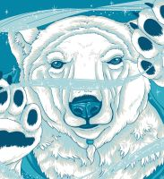 AC#113 - Polar Bear by firlefanzzz
