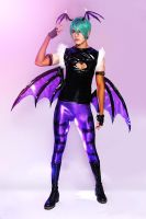 Morrigan Male Version by Kiefer-Ramius