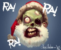 Happy Christmas ALL by DavidSequeira