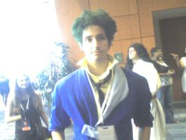 spike cosplay by MrSahnsMan