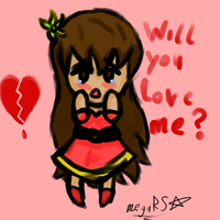 Will You Love Me....? by MegaZephyr