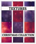 Free Christmas Textures Collection by ibjennyjenny