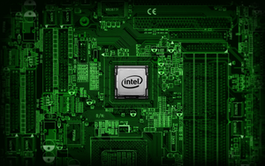 Intel Motherboard Wallpaper by dberm22
