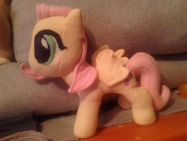 Chibi Fluttershy For Sale by IrashiRyuu