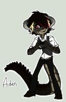 Aiden Profile by SinCommonStitches