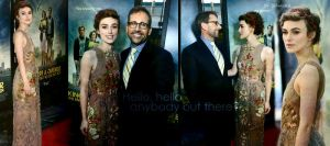 Keira Knightley and Steve Carell by MatterFuries