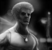 Guile - Go Home and Be A Family Man by BaderBadruddin