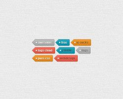 7# Tags by Idered