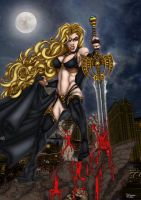 Lady Death - Hope Scorned by faceaway