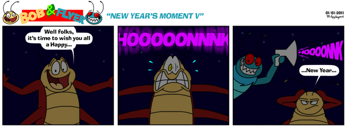 B'n'F - New Year's Moment V by BluebottleFlyer