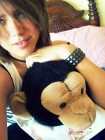 Except Me And My Monkey by DiannaSixx