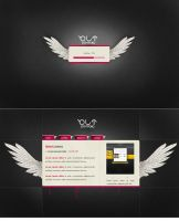Wings Portfolio by balentheen
