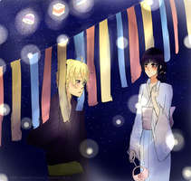 NNK: Tanabata Event by eumei