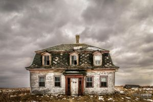 Yarmouth Abandon by steverankin