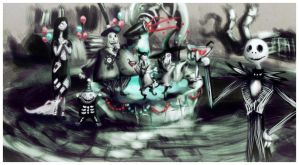 The Nightmare Party by Aaron-Randy