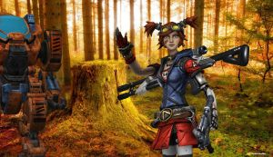 Gaige from Borderlands 2 by DreamCandice