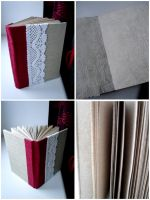 handmade book 52 by darkest-red
