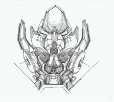 Transformers: Ironhide by Letohatchee