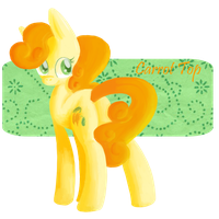 Carrot Top by BlueyedRED