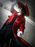 Hellsing: Turn Your Back on the Sun by DMinorChrystalis