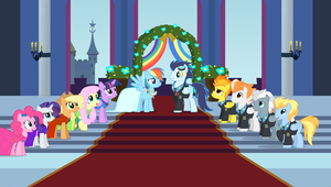 The Wedding by Rebron-y