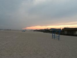 Cape May Sunset by xdeelynnx
