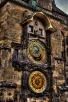 Astronomical Clock by renoxx