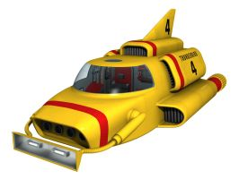 Thunderbird 4 - 02 by IDW01
