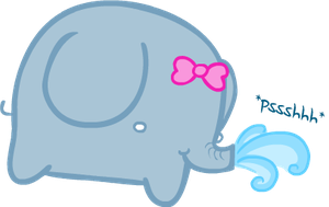 Candy Mammoth by Urser