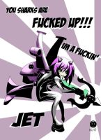 JET WINGED IDIOT by Oh-FeelDumb