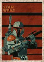Boba Fett by chris-ellis