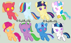 Guess the shipping adopts(closed) by NeVerDark1211