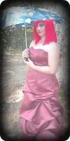 madam red out and about :) by DeviousMegan