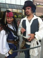 AAC 2012- Captain Jack Sparrows by SweeneyT-DemonBarber