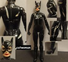 cat woman detailed photos by lovefistfury