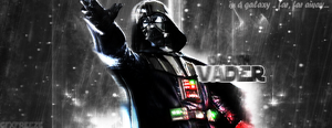 Darth Vader Signature by Bondie10