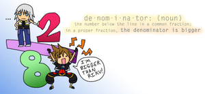 Denominator by dragonwind15