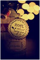 Christmas creative bokeh by NumericArt