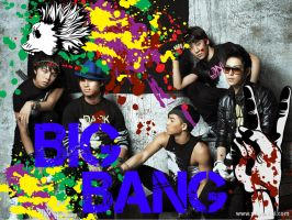 Big Bang Explosion by JangNoue